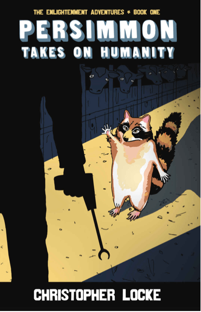 Persimmon Takes On Humanity Book Cover
