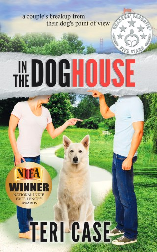 In the Doghouse Cover Art with Seals
