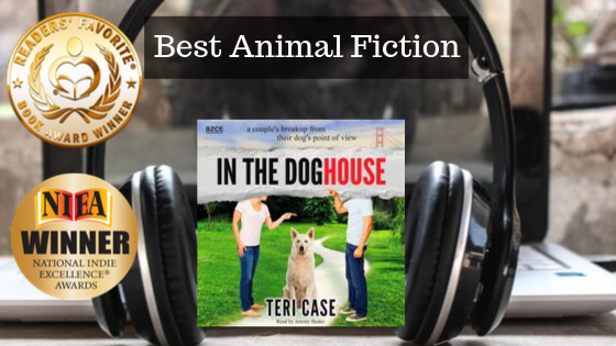 In the Doghouse Audiobook Cover