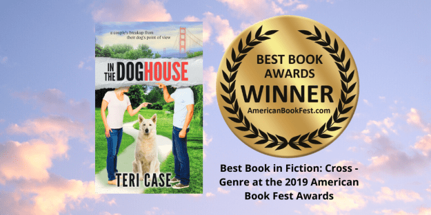 Image: In the Doghouse Wins the 2019 Best Book Award for Cross-Genre
