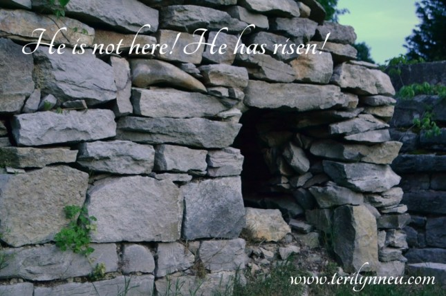 Holy Week Meditations www.terilynneunderwood.com