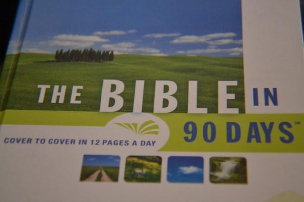 Bible in 90 Days www.terilynneunderwood.com