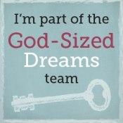 God Sized Dreams www.terilynneunderwood.com
