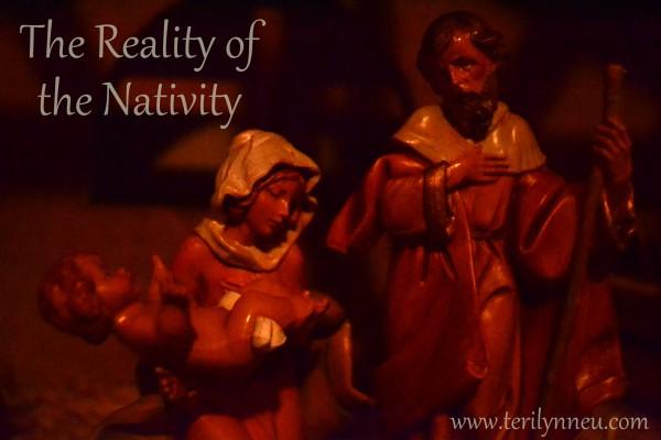 The Reality of the Nativity www.terilynneunderwood.com
