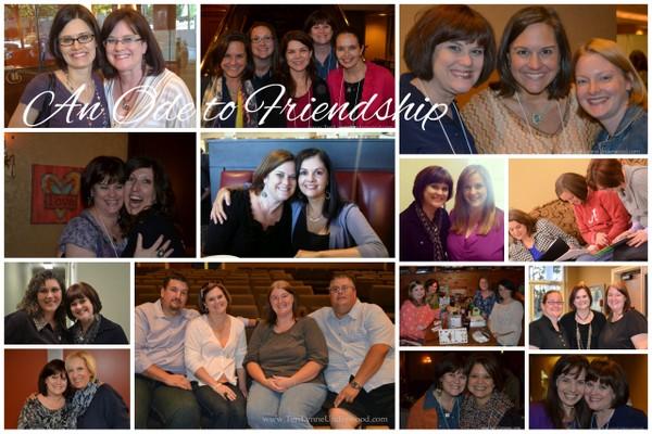 An Ode to Friendship www.terilynneunderwood.com