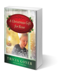 A Christmas Gift for Rose by Tricia Goyer || review by Teri Lynne Underwood