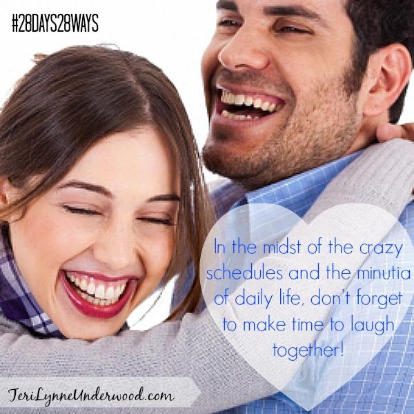 Laugh Together || Teri Lynne Underwood