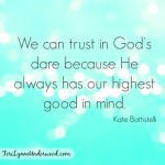 What is God daring you to do? || TeriLynneUnderwood.com