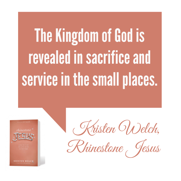 Rhinestone Jesus Book Review