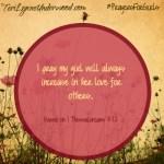 #PrayersforGirls based on 1 Thessalonians 3:12 .... TeriLynneUnderwood.com