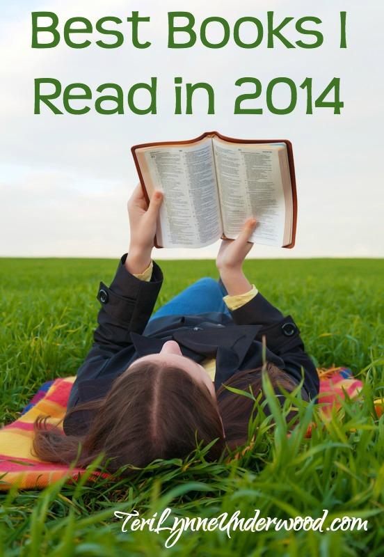 best books I read in 2014