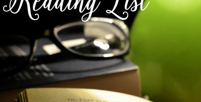2015 Reading List || TeriLynneUnderwood.com