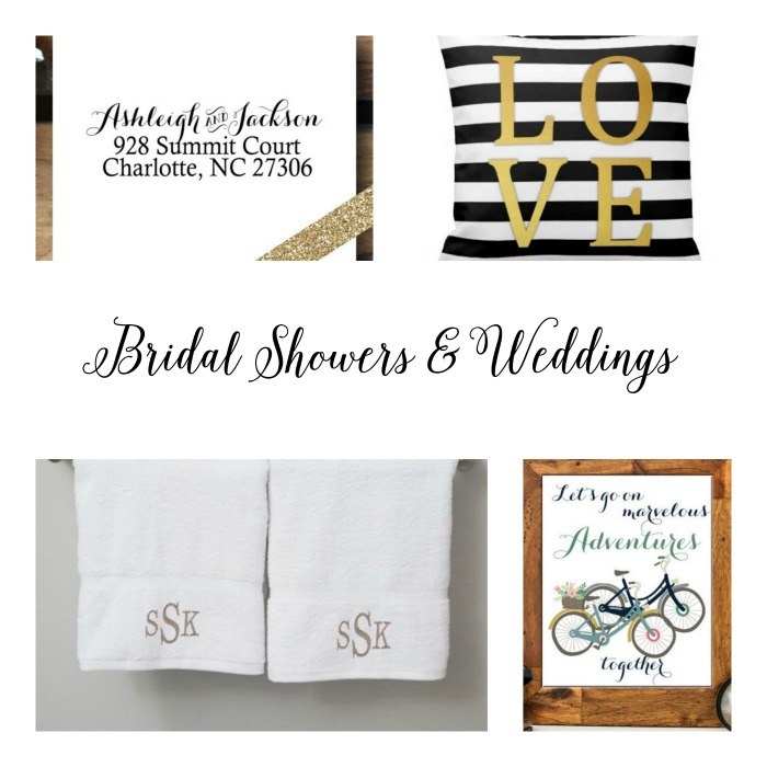 great gifts for bridal showers and weddings