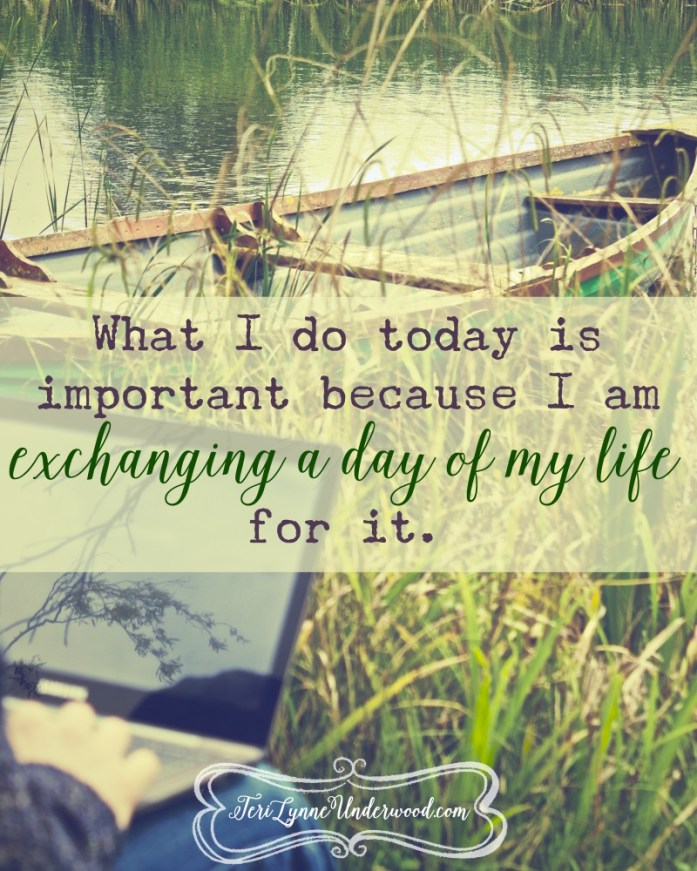 what does your ideal day look like?