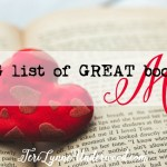 HUGE list of great books for moms {not just parenting books!}