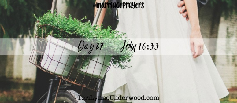 #MarriagePrayers || 31 Verses to Pray for Your Marriage