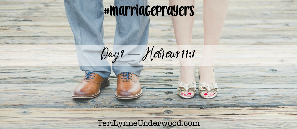 #MarriagePrayers || 31 Verses to Pray for Your Marriage || Scott & Teri Lynne Underwood