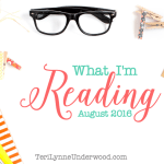 What I'm Reading ||August 2016