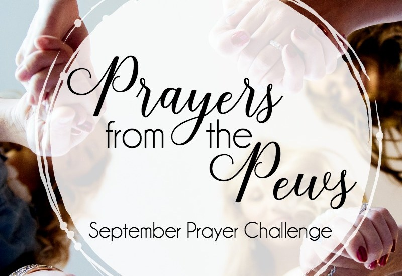 Spend September praying Scripture for your church using the book of Acts as a guide.
