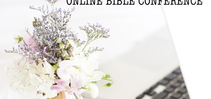 ENJOY GOD'S WORD online Bible conference for women || April 23-25, 2019 || bit.ly/EGW2019