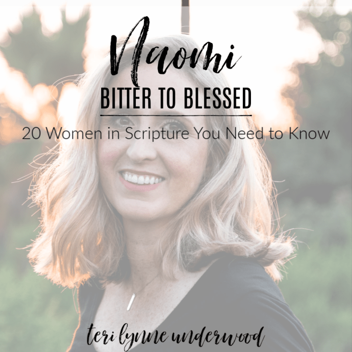20 Women in Scripture You Need to Know || Naomi: Bitter to Blessed  Naomi isn't just a secondary character in Ruth and Boaz's great love story. We can learn a powerful lesson from Naomi about recovering when our faith is shattered.