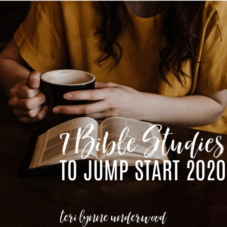 7 Bible Studies to Jump Start 2020. Looking for tools to help you begin the new year with purpose and focus spiritually? These 7 Bible studies are all excellent resources.