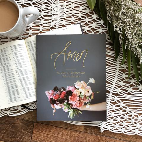 Amen: The Story of Scripture from Eden to Eternity from The Daily Grace Co.