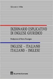 Dizionario esplicativo di inglese giuridico
