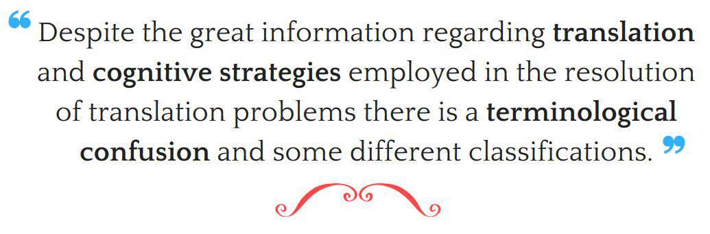 cognitive-strategies-in-the-resolution-of-translation-problems-terminology-confusion
