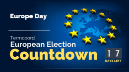 Termcoord European Election Countdown: Europe Day