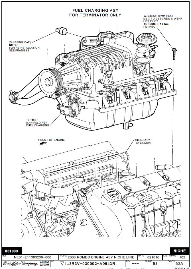 Eaton Romeo install 2002 ford ranger 23l engine diagram