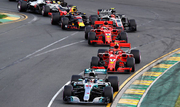 F1 2021 Power Train Proposal 2019 Rule Changes Unveiled