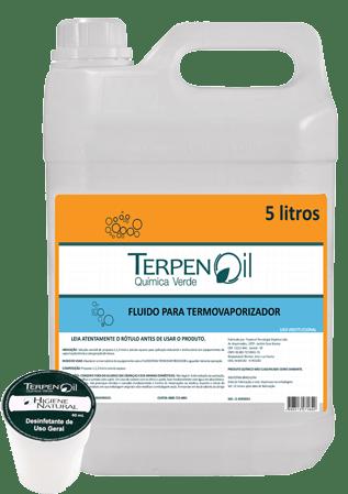 Termopix - Fluido Para Termovaporização