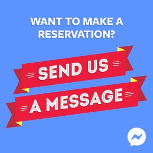 Want to make a reservation
