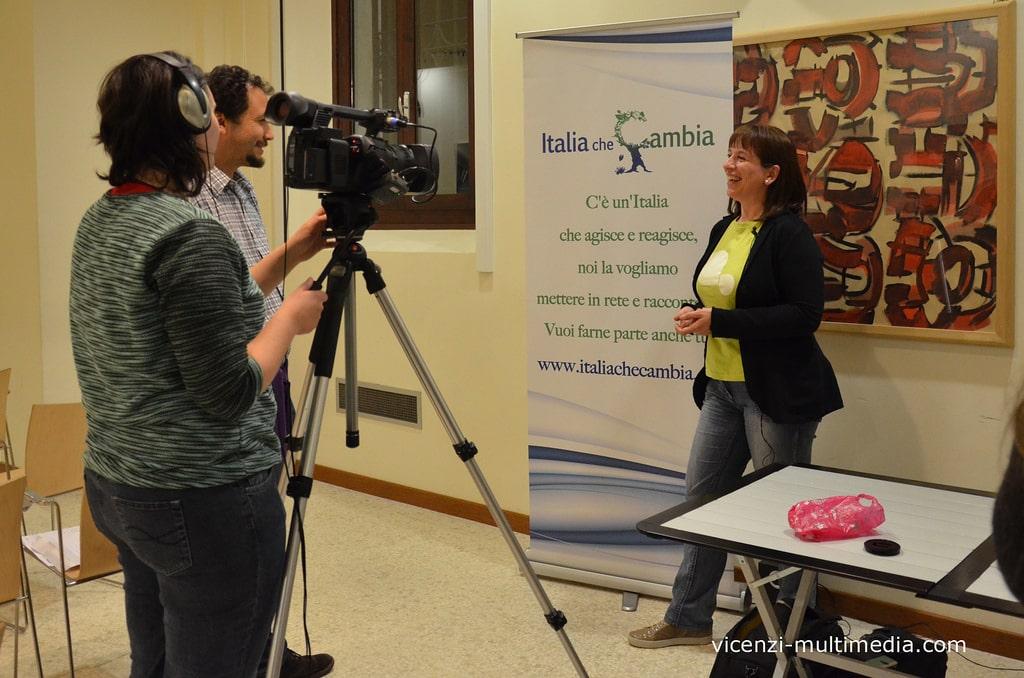 Intervista a Linda Rossetto