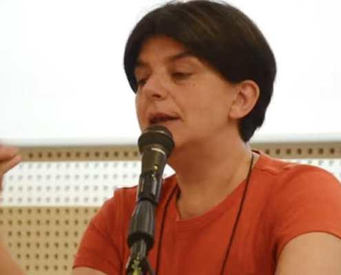 Cinzia Scaffidi a Pordenone