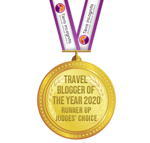 Travel Blogger of the Year