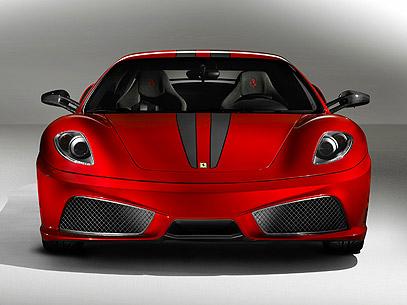 Ferrari F430 Scuderia - divulgação