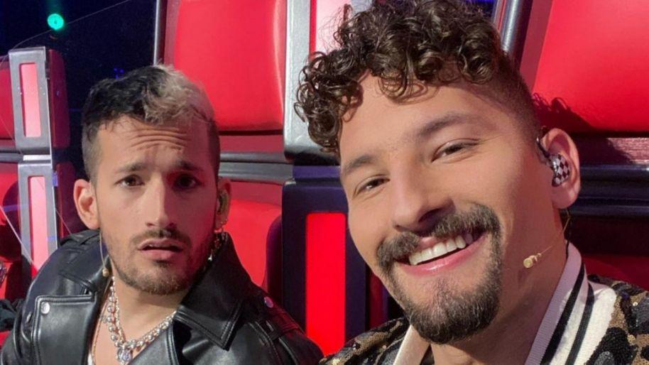 Mau y Ricky Montaner inmersos en un ESCÁNDALO por competencia desleal en La Voz Argentina | Terra Mexico