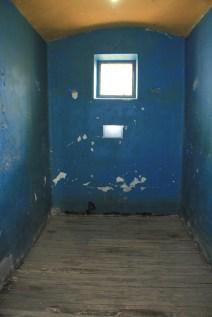 A cela está da exata forma em que era antigamente