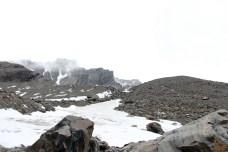 O trilha no Glaciar durou cerca de 3h