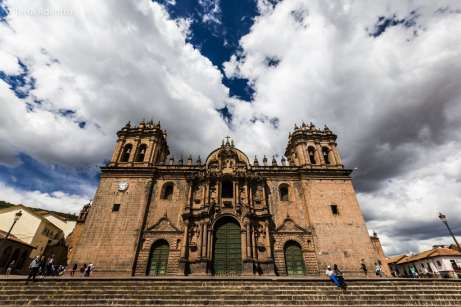 A Catedral de Cusco