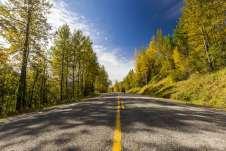 Uma estrada incrível, com mais de 2.450 quilômetros de extensão