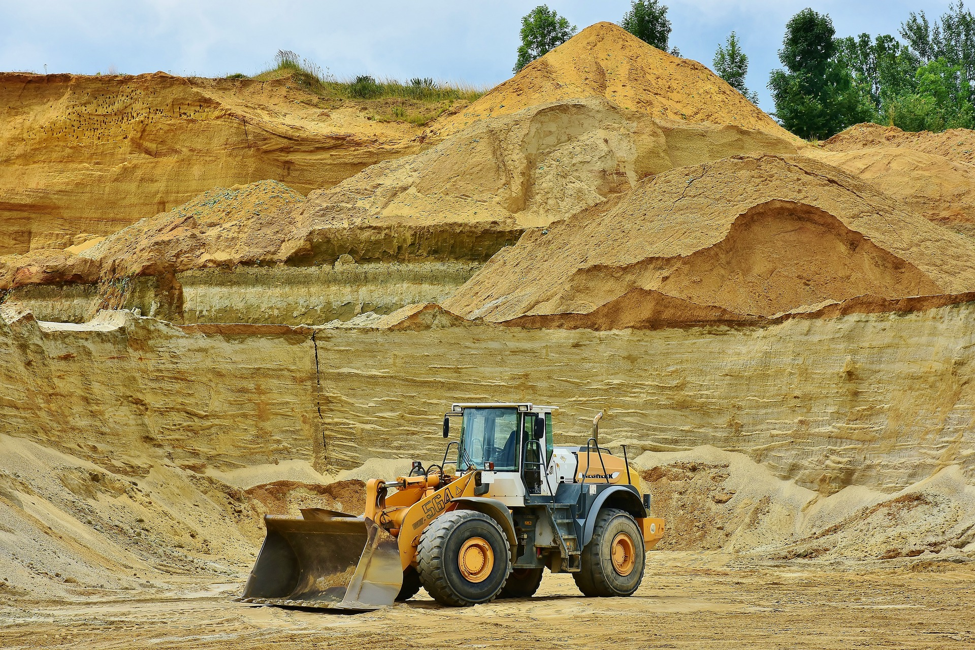 Tudo o que você precisa saber sobre o uso da areia na construção civil