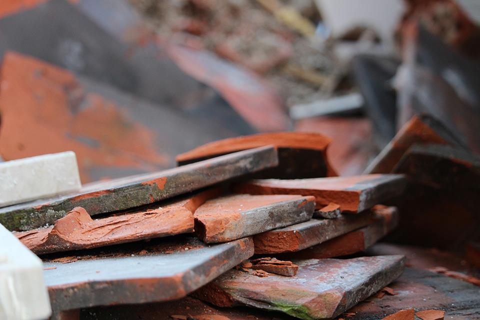 reaproveitamento dos resíduos da construção civil