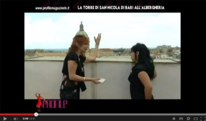 Video intervista sulla Torre di San Nicolò