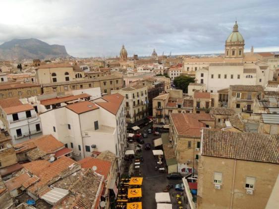 Palermo - torre di San Nicolò - Foto di Anna Grassi Nicolosi