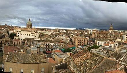Palermo - torre di San Nicolò - foto di AQUAROOMS