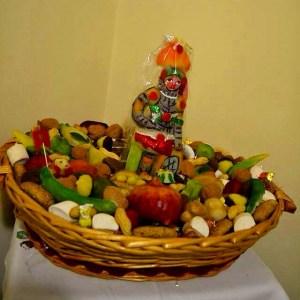 cannistru tradizionale