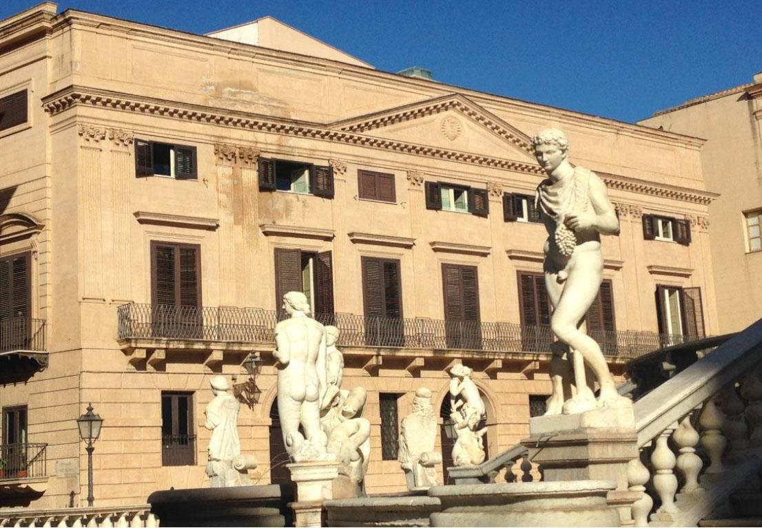 Palazzo Bonocore - Palermo